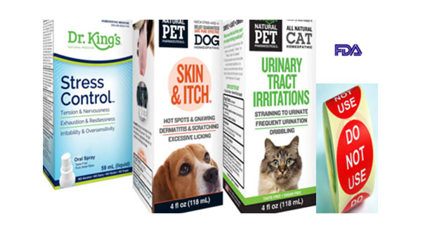 fda-alerts-pet-owners-not-to-use-products-manufactured-king-bio-including-dr-king-label-homeopathic-drug-and-pet-products
